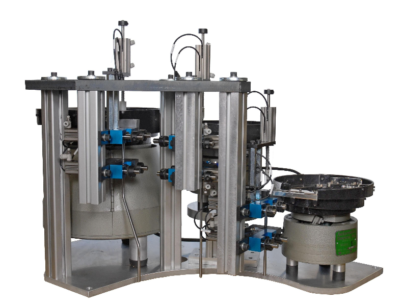 Pneumatic Fitting Automated Assembly