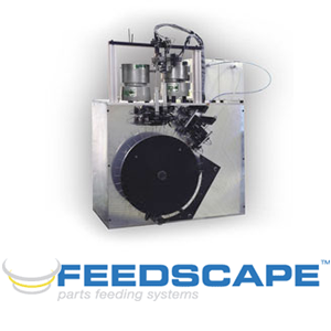 Feedscape Parts Feeding System