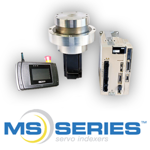 MS Series Servo Indexers